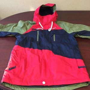NWOT-686 Snow boarding Infidry Jacket